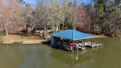 Lake Harding Single Family Home For Sale: 1180 Lee Rd 743