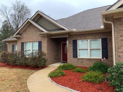 Salem Single Family Home For Sale: 5072 Lee Rd 379