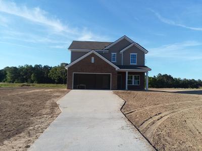 Salem Single Family Home For Sale: 249 Lee Rd 123