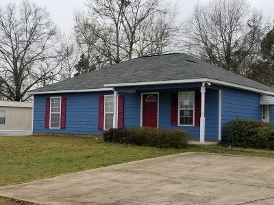 Phenix City Single Family Home For Sale: 282 Lee Rd 212