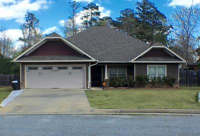 Phenix City Single Family Home For Sale: 47 Lee Rd 2176