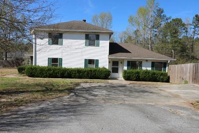 Phenix City Single Family Home For Sale: 6299 Lee Rd 240