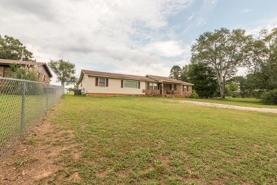 Muscle Shoals AL Single Family Home For Sale: $125,000