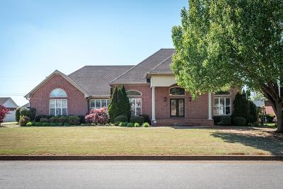 Muscle Shoals AL Single Family Home For Sale: $246,500