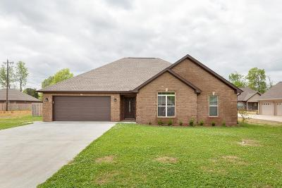 Muscle Shoals AL Single Family Home For Sale: $192,500