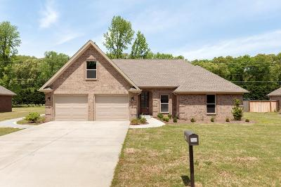 Muscle Shoals AL Single Family Home For Sale: $235,500
