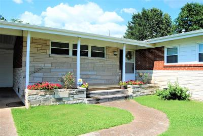 Muscle Shoals AL Single Family Home For Sale: $124,900