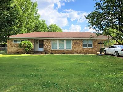 Muscle Shoals AL Single Family Home For Sale: $84,900