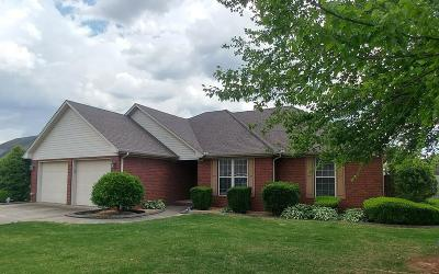 Muscle Shoals AL Single Family Home For Sale: $192,900