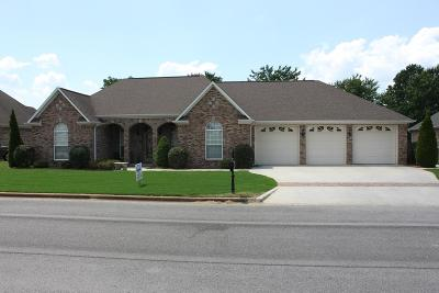 Muscle Shoals AL Single Family Home For Sale: $314,900