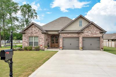 Muscle Shoals AL Single Family Home For Sale: $209,900