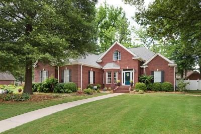 Muscle Shoals AL Single Family Home For Sale: $269,900