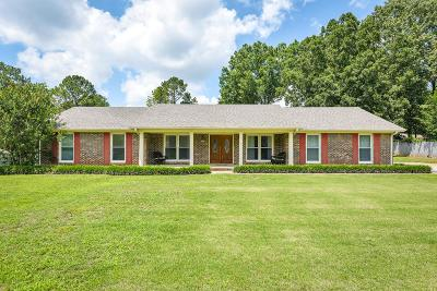 Muscle Shoals AL Single Family Home For Sale: $169,900