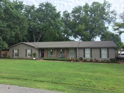 Muscle Shoals AL Single Family Home For Sale: $179,900