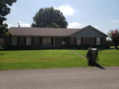 Muscle Shoals AL Single Family Home For Sale: $150,000