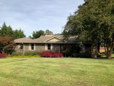 Muscle Shoals AL Single Family Home For Sale: $329,900
