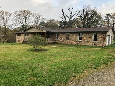 Muscle Shoals AL Single Family Home For Sale: $204,900