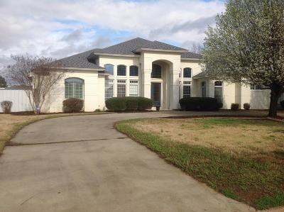 Muscle Shoals AL Single Family Home For Sale: $349,900