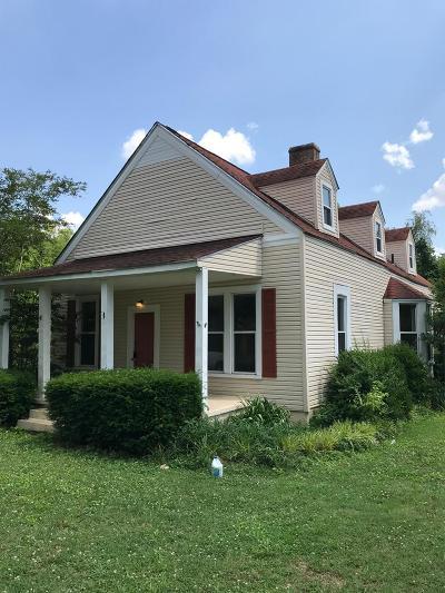 Sheffield AL Single Family Home For Sale: $74,900