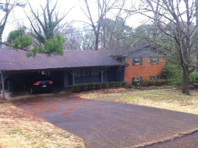 Sheffield AL Single Family Home For Sale: $138,800