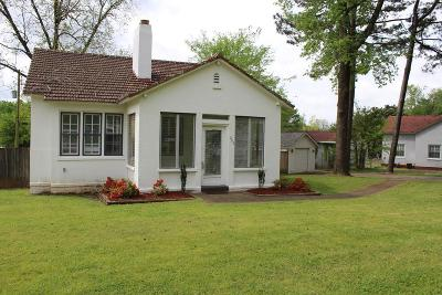 Sheffield AL Single Family Home For Sale: $115,000