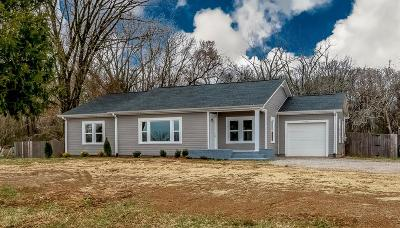 Florence AL Single Family Home For Sale: $159,900