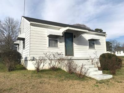 Florence AL Single Family Home For Sale: $69,900