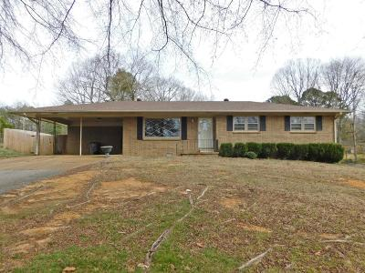 Florence AL Single Family Home For Sale: $79,500