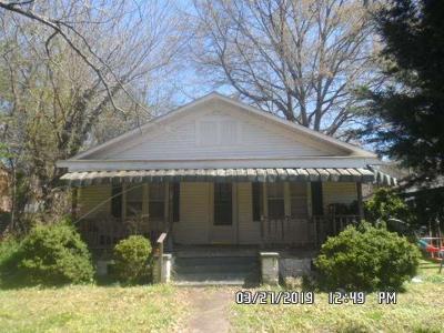 Sheffield AL Single Family Home For Sale: $24,900