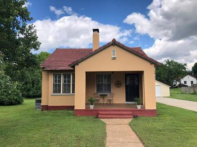 Sheffield AL Single Family Home For Sale: $120,000