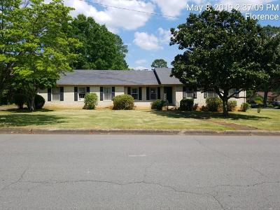 Florence AL Single Family Home For Sale: $134,900