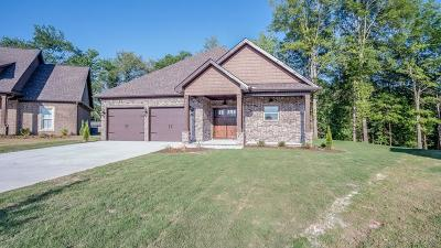 Florence AL Single Family Home For Sale: $254,000