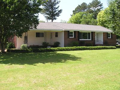 Florence AL Single Family Home For Sale: $113,950