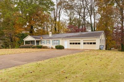 Florence AL Single Family Home For Sale: $189,000