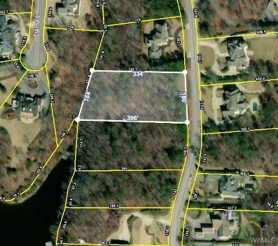 Tuscaloosa Residential Lots & Land For Sale: 6638 Waterfront Drive #76