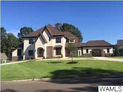 Tuscaloosa Single Family Home For Sale: 730 Kings Mountain Road