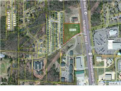 Tuscaloosa Residential Lots & Land For Sale: 5800 McFarland Boulevard