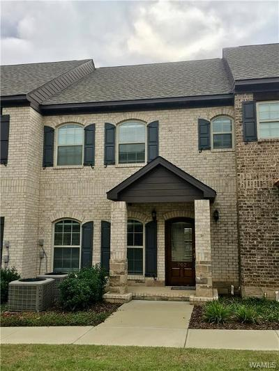 Tuscaloosa Single Family Home For Sale: 2150 3rd Court #702