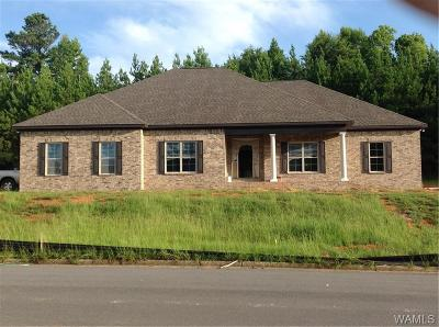 Tuscaloosa Single Family Home For Sale: 4150 Churchhill Lane