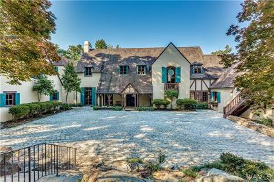 Tuscaloosa AL Single Family Home For Sale: $2,900,000