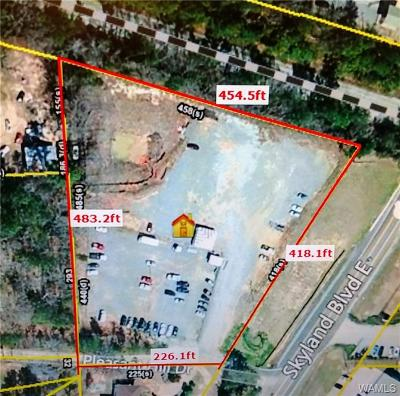 Cottondale Residential Lots & Land For Sale: 5480 Skyland Boulevard E