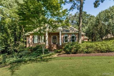 Tuscaloosa Single Family Home For Sale: 1132 Wellesley Green