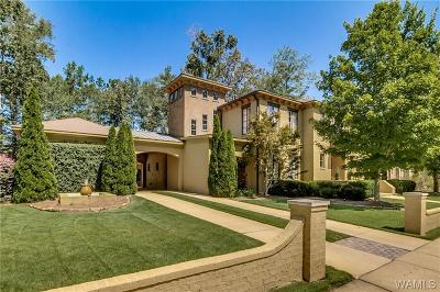 Tuscaloosa Single Family Home For Sale: 1020 Shady Tree Lane