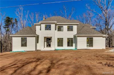 Tuscaloosa Single Family Home For Sale: 2726 Battlement Drive NE
