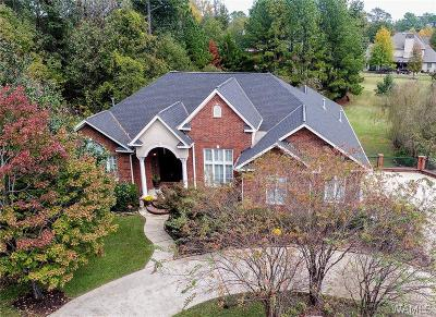 Tuscaloosa Single Family Home For Sale: 2091 Westminster Lane