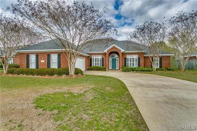 Tuscaloosa Single Family Home For Sale: 1430 Inverness Parkway
