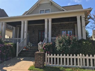 Tuscaloosa Single Family Home For Sale: 5522 Anna Lane