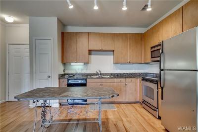Tuscaloosa Single Family Home For Sale: 1901 5th Avenue E #1212
