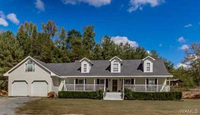 Coker Single Family Home For Sale: 14851 Highway 140