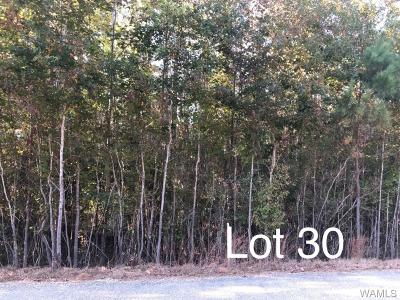 Northport Residential Lots & Land For Sale: Lot 30 Lake Hills Lane
